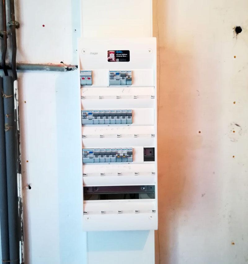 Mise aux normes compteur électrique