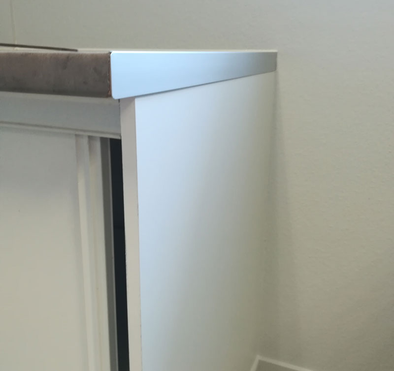 finition pose meuble